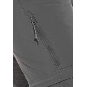 The North Face Exploration Convertible Pants Women regular asphalt grey